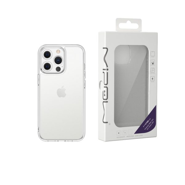 Ốp lưng trong suốt Mipow iPhone 13 Pro Max
